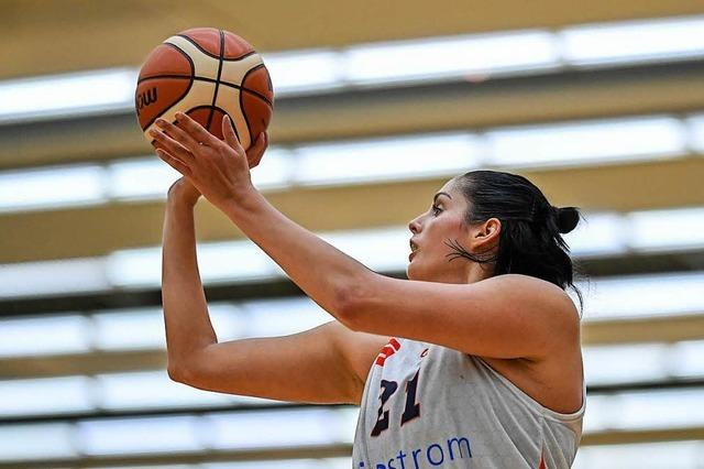 Freiburgs Erstliga-Basketballerinnen feiern vierten Saisonsieg – 78:58 gegen Hannover