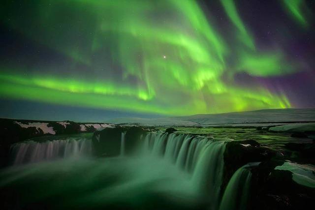 Winterferien in Island sind ganz anders als in den Alpen