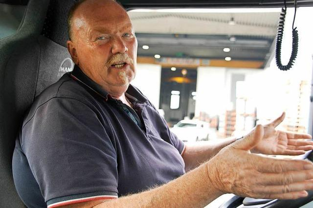 Ein Acherner ist Deutscher Meister im Lkw-Fahren – und WM-Dritter