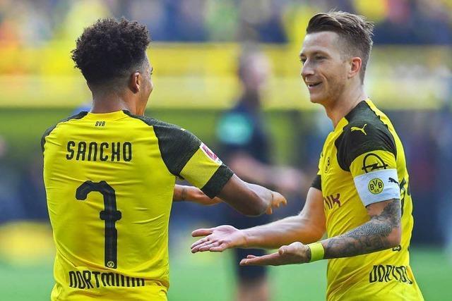 BVB jubelt, FC Bayern patzt: Dortmunder Vorfreude auf Spitzenspiel
