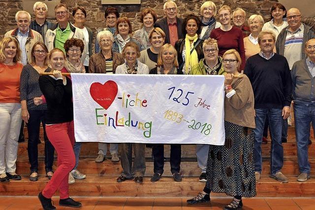 Kirchenchor Luttingen feiert 125-Jähriges
