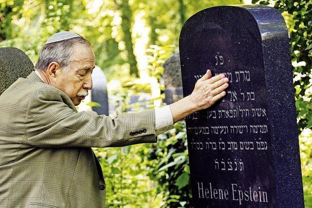 Der Dokumentarfilm von Britta Wauer wird im Schlosskeller Tiengen am 11. November im Rahmen der Kulturwoche des Freundeskreis Jüdisches Leben in Waldshut Tiengen gezeigt.