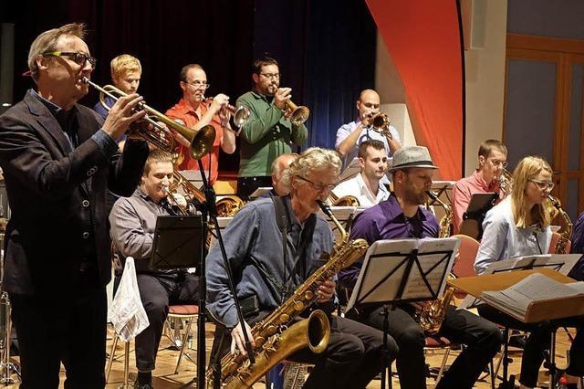 Jazzkeller-Feeling in St. Josef