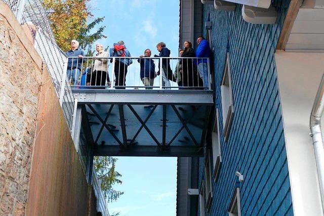 Städtebaulicher Akzent und Bekenntnis zur Vielfalt