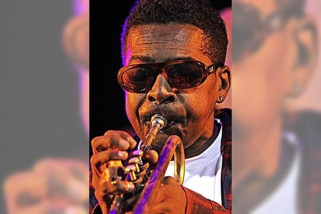 Der Trompeter Roy Hargrove ist tot