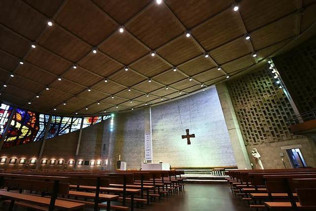 Undichtes Dach: Keine Gottesdienste mehr in St. Peter