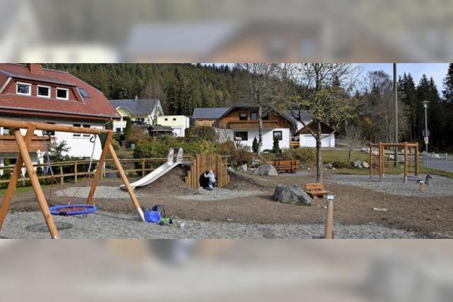 Treffpunkt Spielplatz
