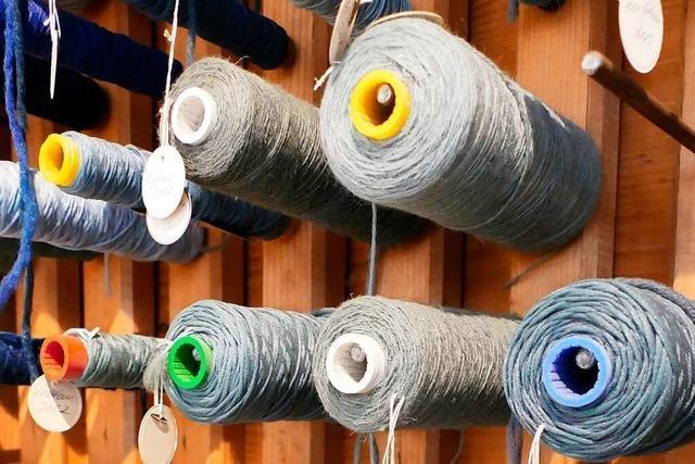 Vernissage im Museum Weiler Textilgeschichte: Genug Stoff für Neues