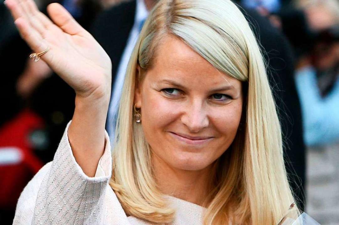 Kronprinzessin Mette Marit Schwer Erkrankt Panorama Badische Zeitung