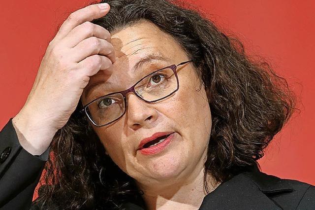 Die Sozialdemokraten suchen sich selbst