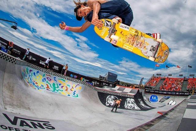 Warum wird Skateboard olympische Sportart?