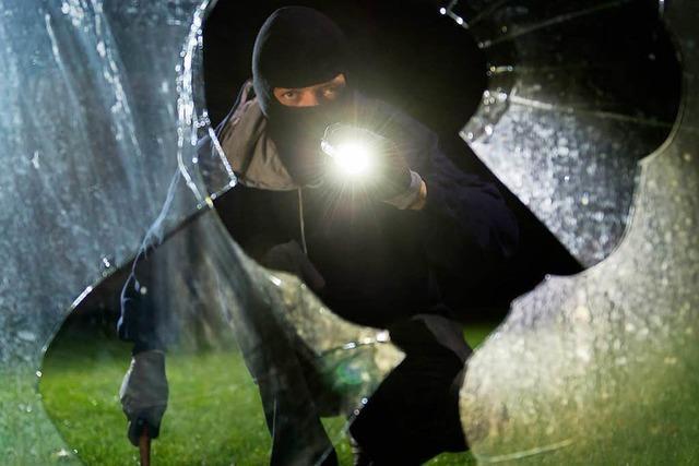 Einbrecher in Höllstein unterwegs