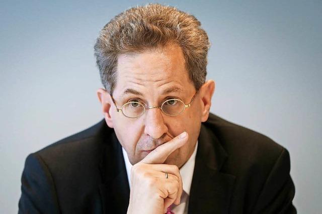 Das ist die umstrittene Rede von Verfassungsschutzpräsident Hans-Georg Maaßen