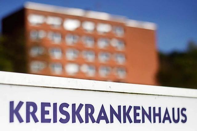 Nach Rekordverlust liegt das Kreiskrankenhaus Emmendingen wohl wieder im Plan