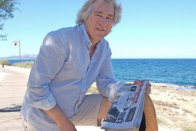 Bernd Jogalla, Chefredakteur des Mallorca-Magazins, ist überraschend gestorben