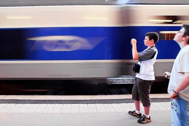 Bahn räumt Probleme beim Kauf von TGV-Tickets in Emmendingen ein