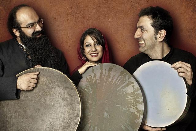 Türkisch-Iranisches Percussionpojekt in Offenburg