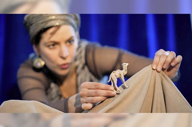 Mediathek startet mit Kindertheater in Wintersaison