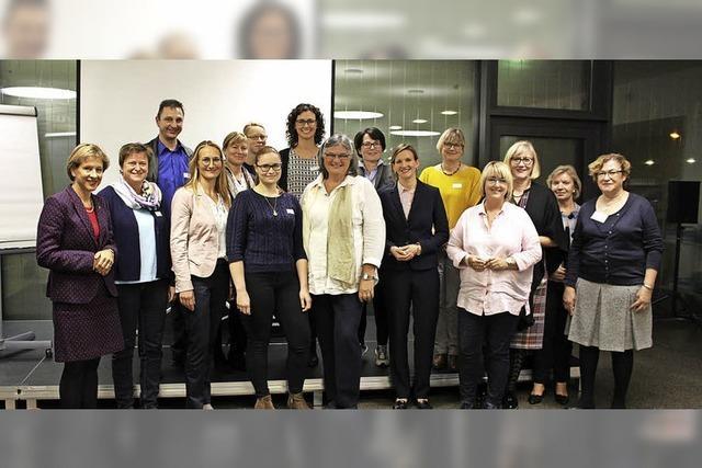 Nur wenig weibliche Führungskräfte