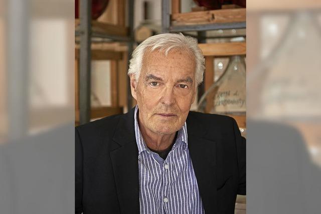 Deutscher Gegenwartsautor mit seinem neuesten Buch zu Gast in der Rainhofscheune