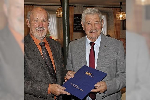 Horst Herbstreit neuer Ehrenvorsitzender