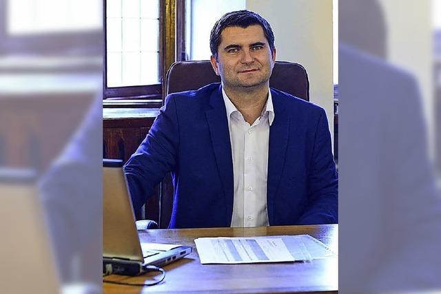Kazimierz Dolny hat einen neuen Bürgermeister