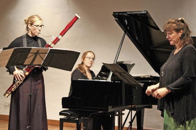 Zwei Uraufführungen im Stubenhaus