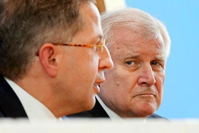 Mit Hans-Georg Maaßen geht ein Unbelehrbarer