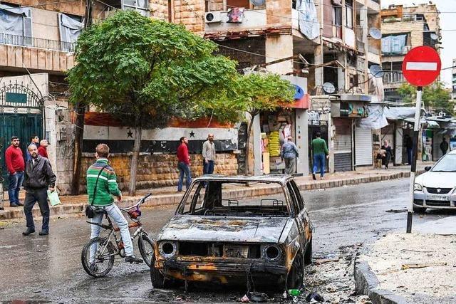Warum straffällige Syrer derzeit nicht nach Syrien abgeschoben werden können
