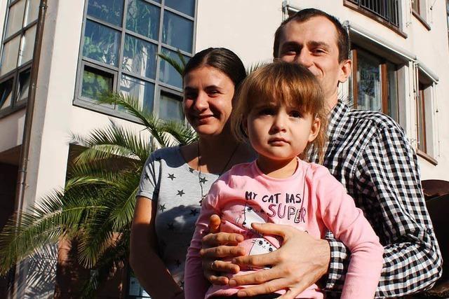 Vierjährige Khrystyna soll bald hören können – dank des DRK Gundelfingen