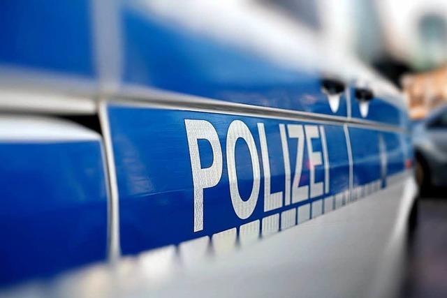 Vorfahrt missachtet – Unfall in der Lörracher Bahnhofstraße