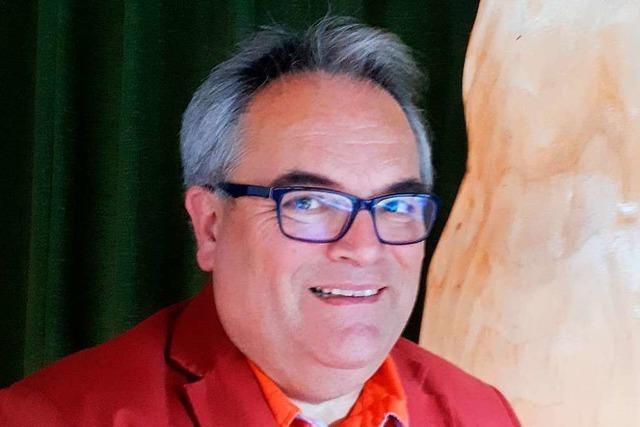 Manfred Haas will Bürgermeister von Feldberg werden