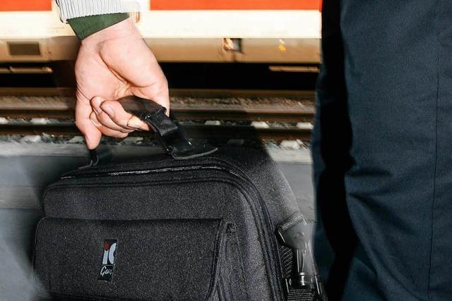 Bundespolizei warnt vor Taschendieben in Zügen