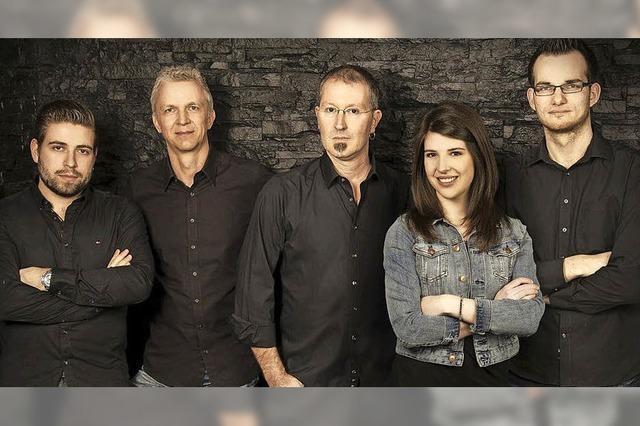 Soul, Pop und Rock am 9. Oktober ab 20.30 Uhr im Café Verkehrt in Murg-Oberhof.