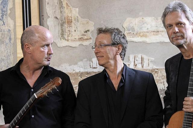 Trio Cuadro Sur in Endingen