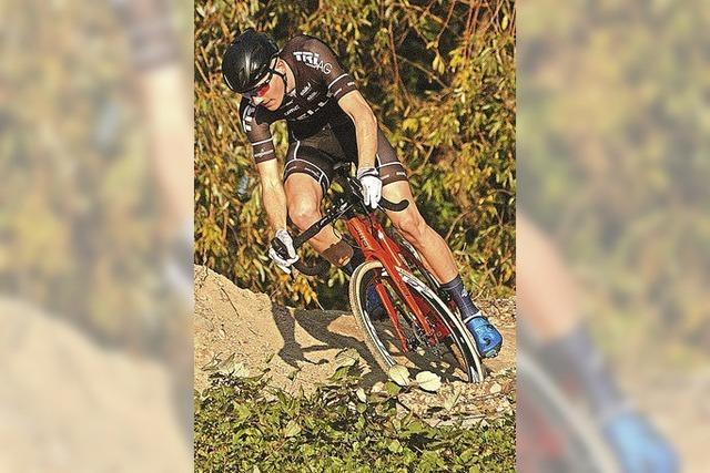 Manuel Müller dominiert Wyhler Radcross