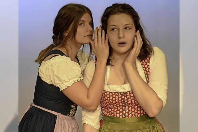 Grimmels-Theater AG mit einer Bühnen-Rarität
