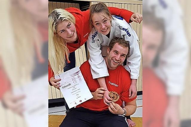 Tannenberger holt Bronze im Golden Score