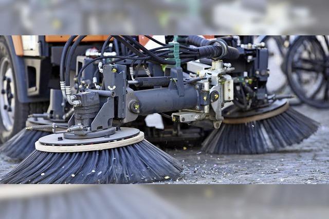 Werkhof reinigt Straßen künftig selbst