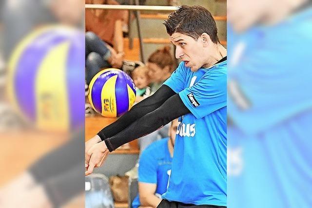 Am Volleyballnetz unterwegs in den Extremen