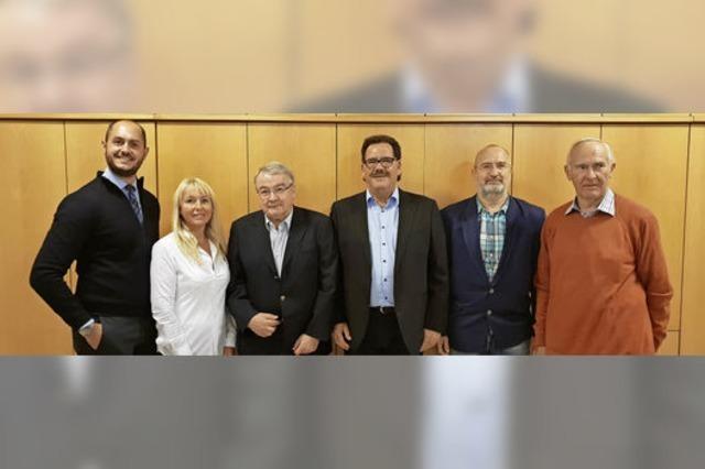 CDU-Vorstand bestätigt