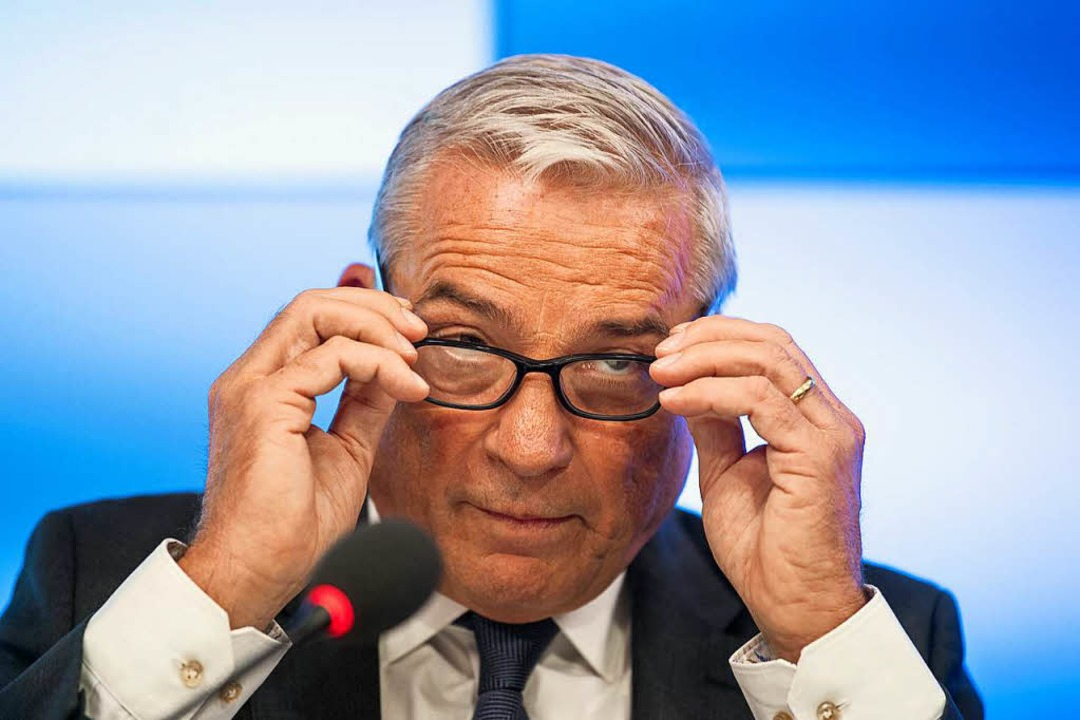 Steht in der Kritik: Baden-Württembergs Innenminister Thomas Strobl  | Foto: dpa