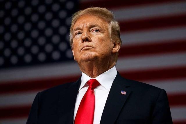 Trump hat es jetzt mit einer schlagkräftigen Opposition zu tun