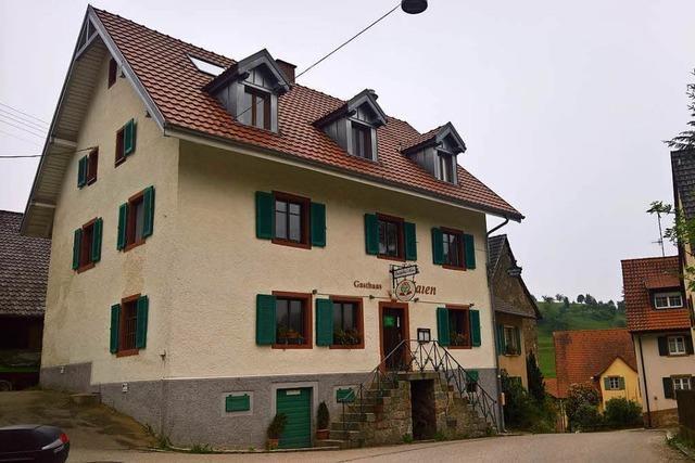 So will ein Bürger das Gasthaus Maien wiederbeleben