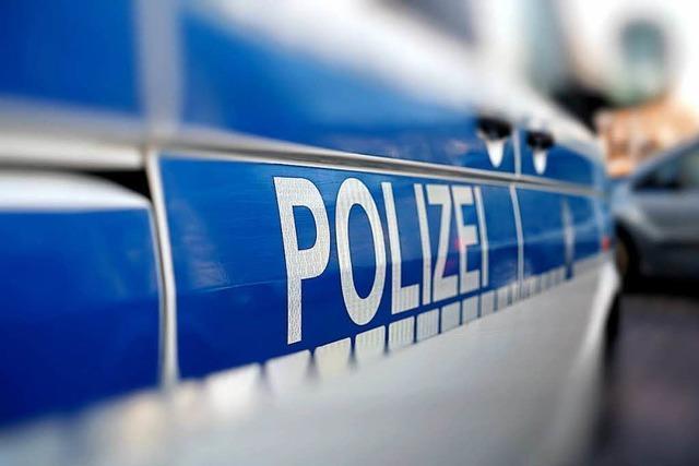 Alkoholisierter Autofahrer verursacht in Lörrach Unfall mit fünf Fahrzeugen