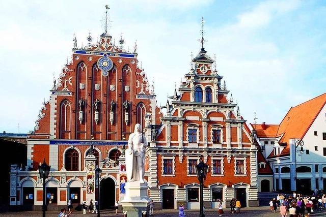 Das Baltikum: Aller guten Dinge sind drei