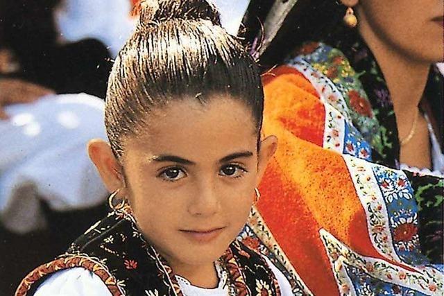Ursprüngliches Sardinien
