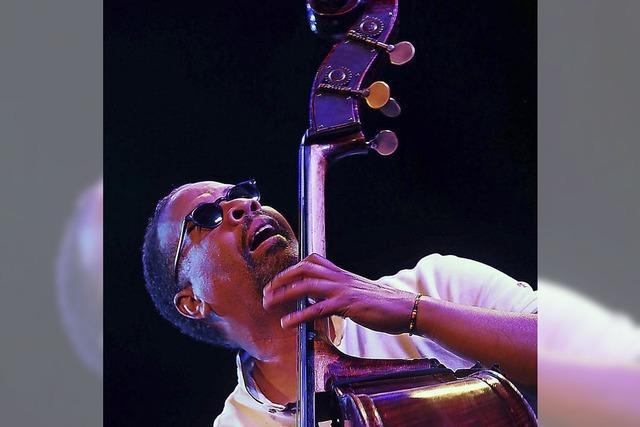 Stanley Clarke tritt im Jazzhaus auf