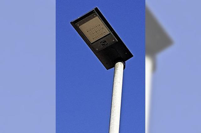 LED bringt viel Einsparung