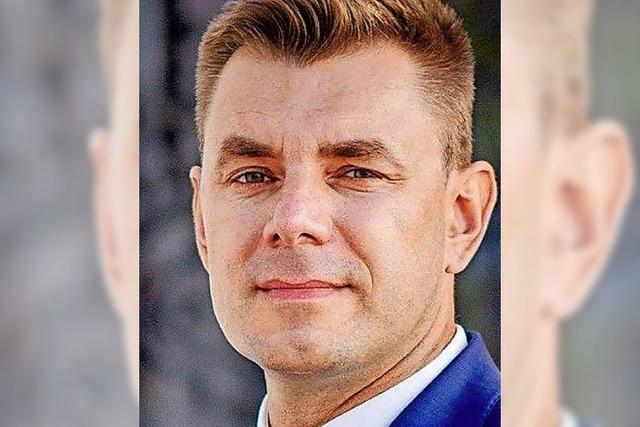 Marcin Marzec ist neuer Bürgermeister
